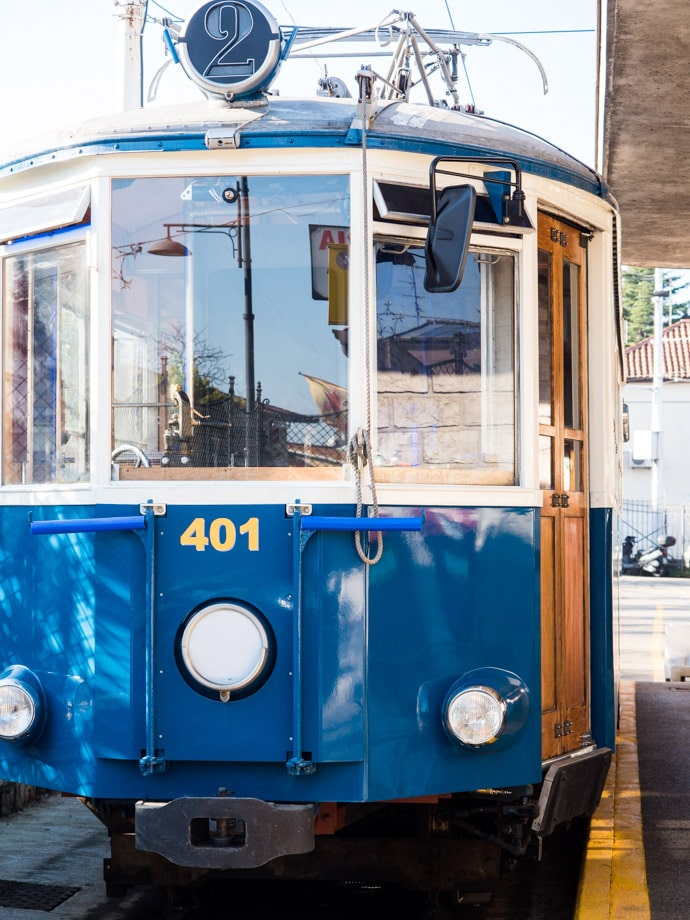 Trieste Opicina Tramway