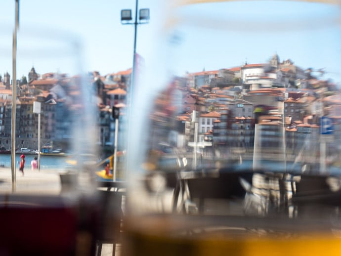 View Of The Ribeira Porto
