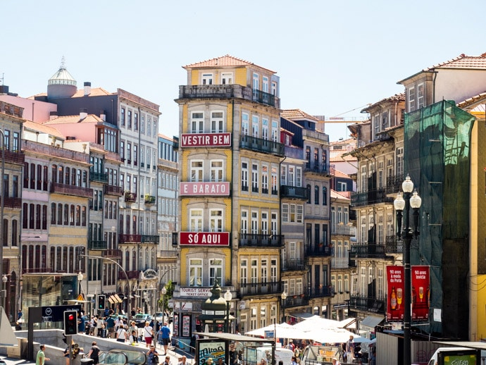 Where To Stay In Porto Portugal