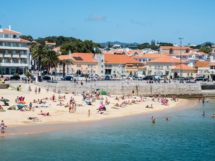 A Day Trip To Cascais Portugal