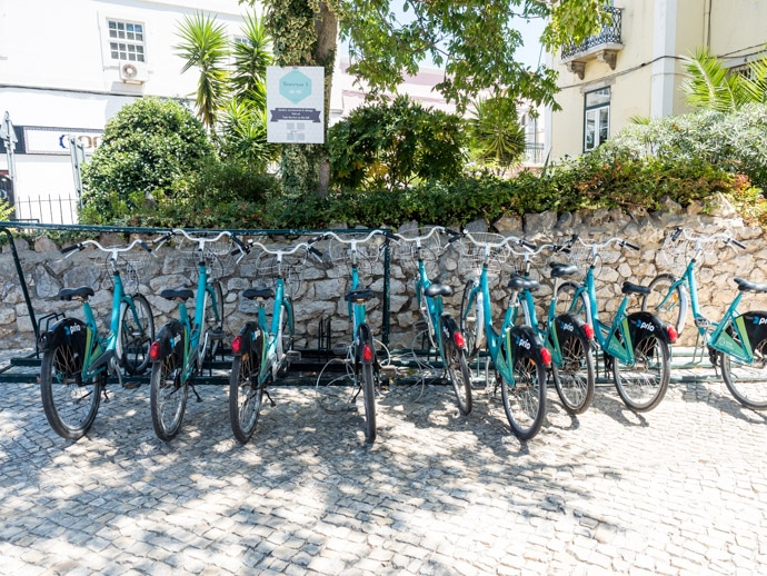 Bicas Bicycles Cascais