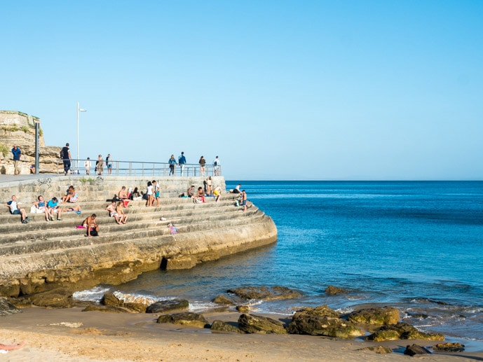 Cascais To Estoril Coastal Walk