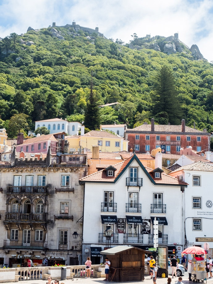 Sintra Historic Town
