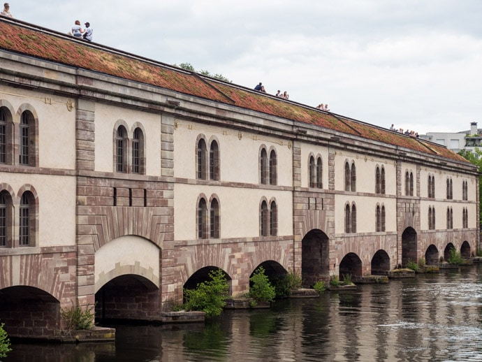Barrage Vauban Strasbourg France