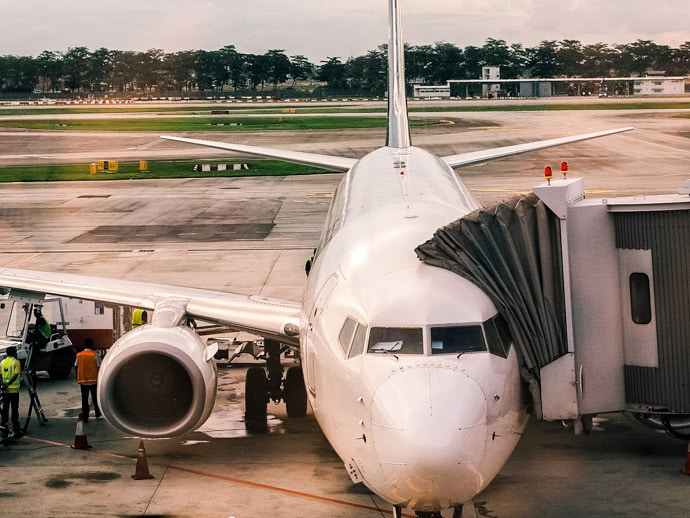 Overnight Layover In Airports Tips
