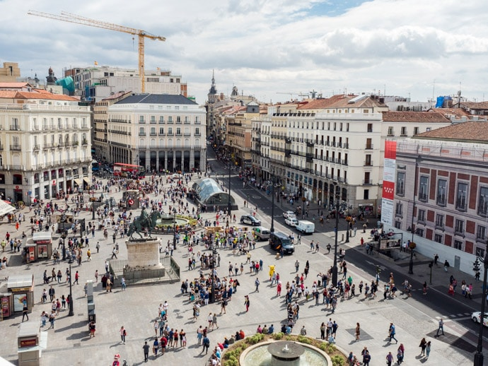 Where To Stay In Madrid Spain: Our Madrid Accommodation Guide
