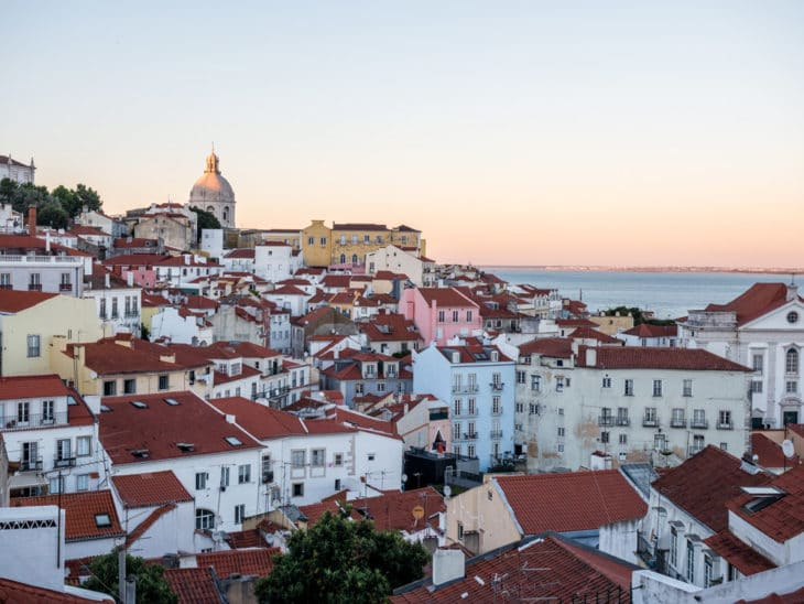 Where To Stay In Lisbon Portugal