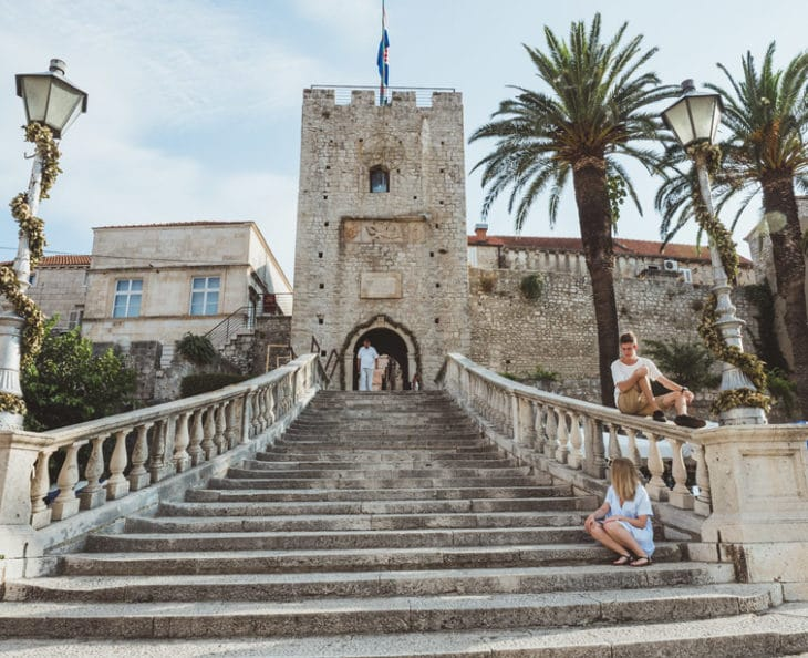 A Guide To Korcula Croatia