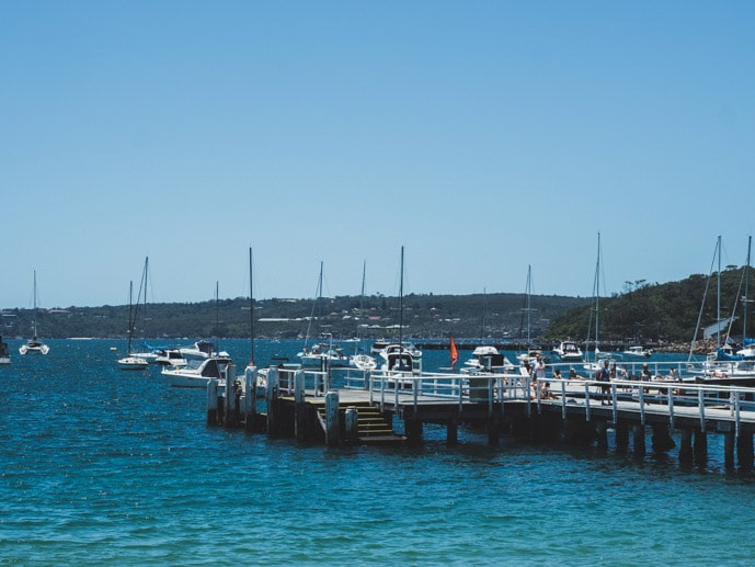 Balmoral Beach Baths