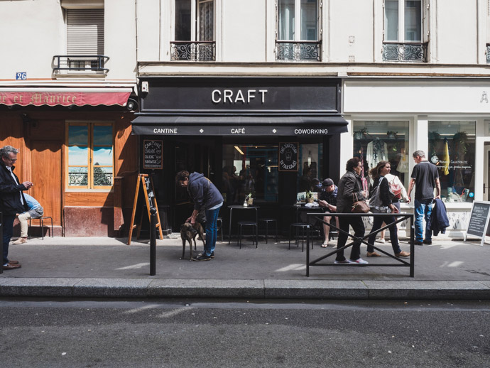 Craft Cafe Paris