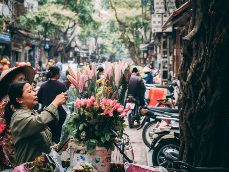 Where To Stay In Hanoi Vietnam