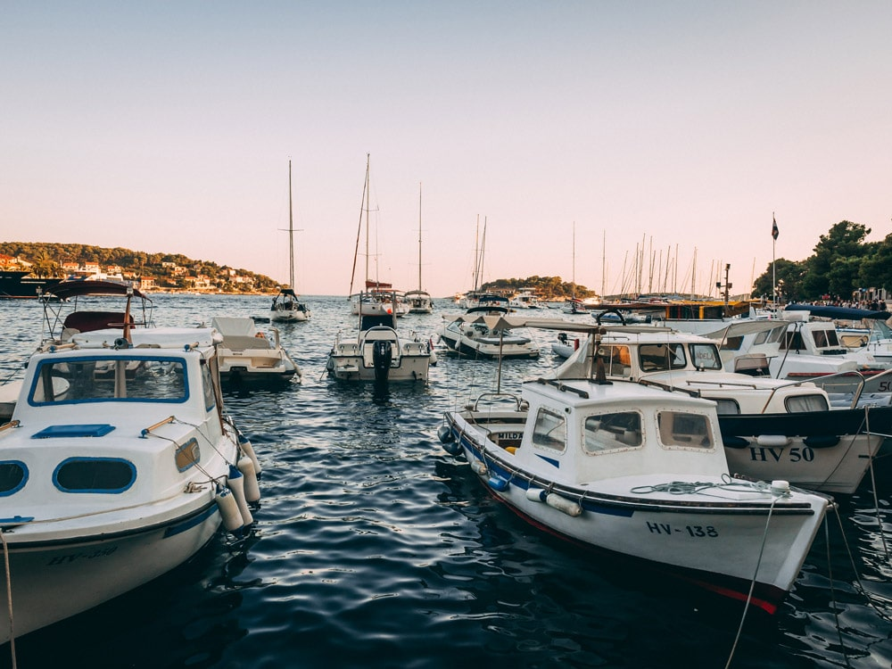 Guide To Hvar Croatia