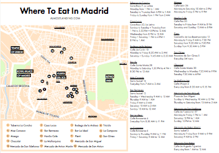 Where to eat in Madrid Image