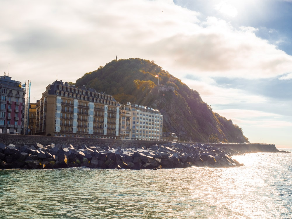 Where To Stay In San Sebastian Spain