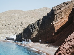 The Best Santorini Beaches