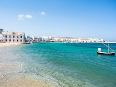 Greek Islands Itinerary