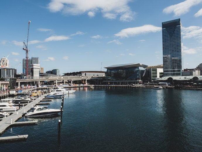 Looking Back At Sofitel Darling Harbour