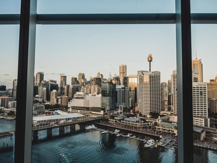 Sofitel Darling Harbour View