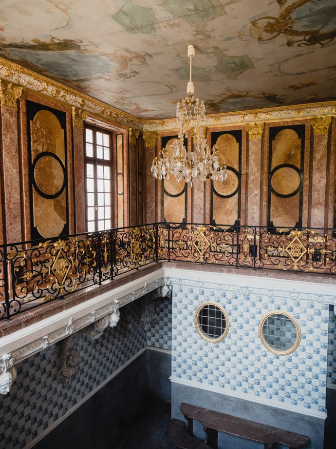 Badenburg Bathing Room Munich
