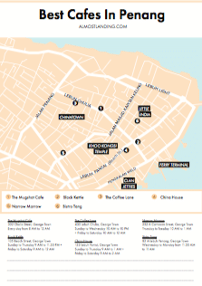 Best Cafes In Penang Printable Image