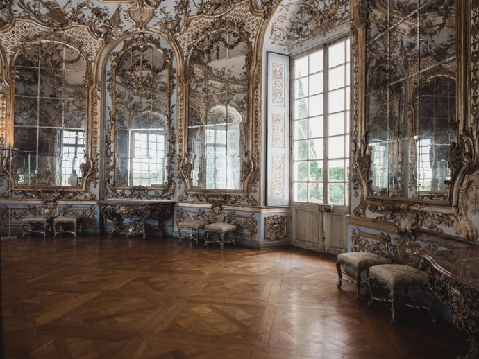 Hall Of Mirrors Amalienburg