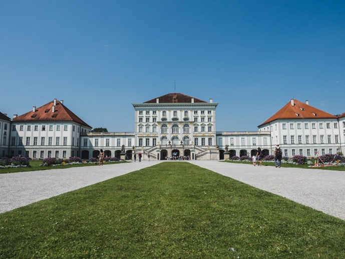 How To get To Nymphenburg Palcace Munich
