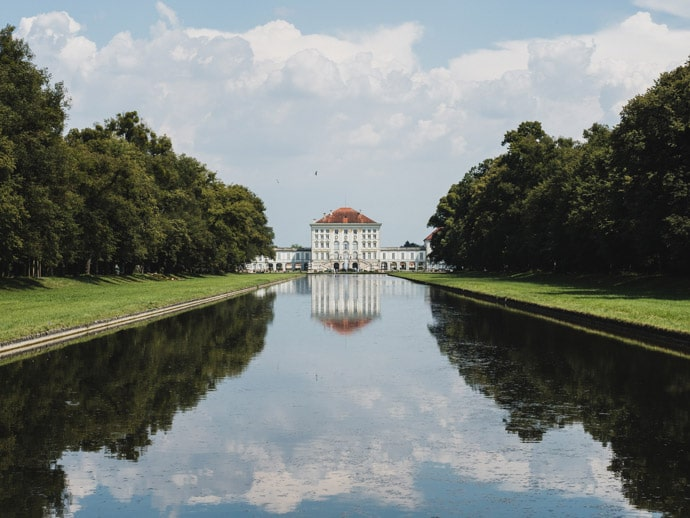 Nymphenburg Central Canal