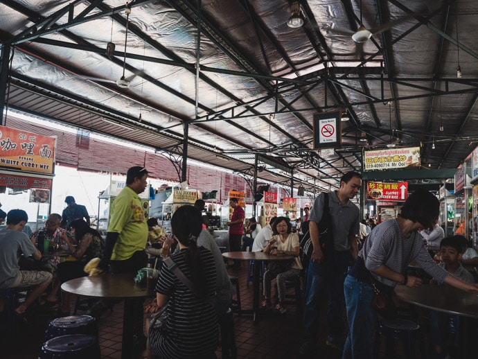 Sri Weld Food Court Penang