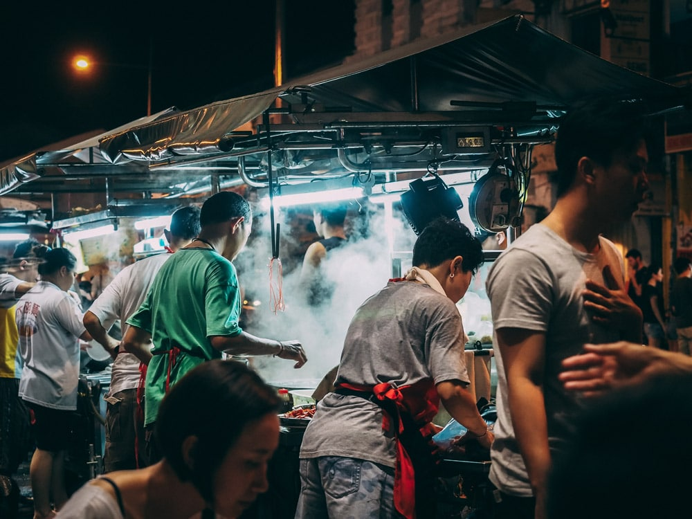 Where To Eat In Penang Malaysia
