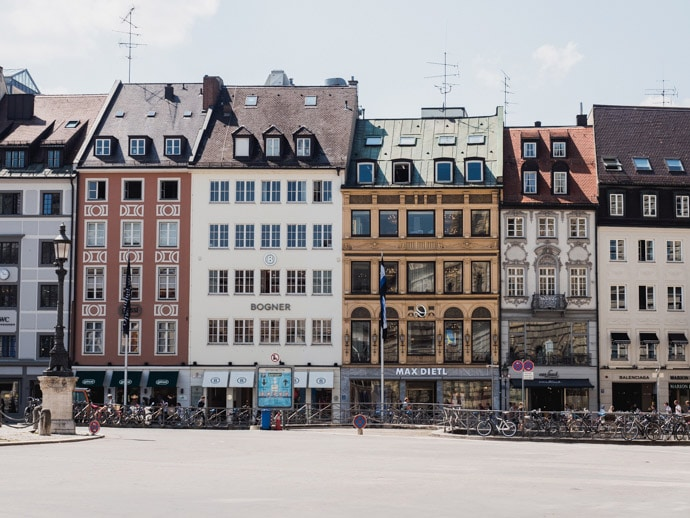 Where To Stay In Munich Germany