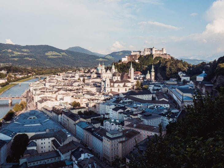 Where To Stay In Salzburg Austria