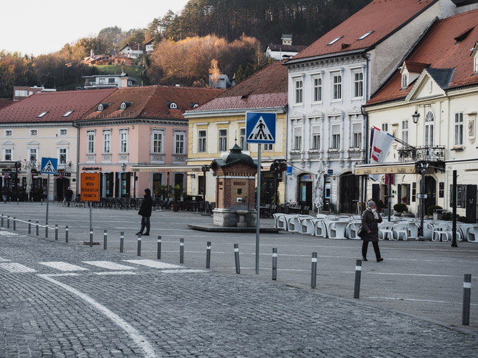 Samobor Main Square