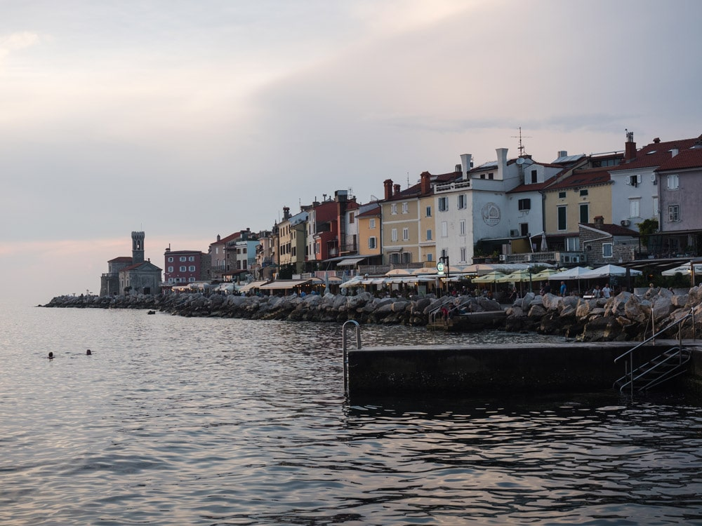 Travel Guide To Piran Slovenia