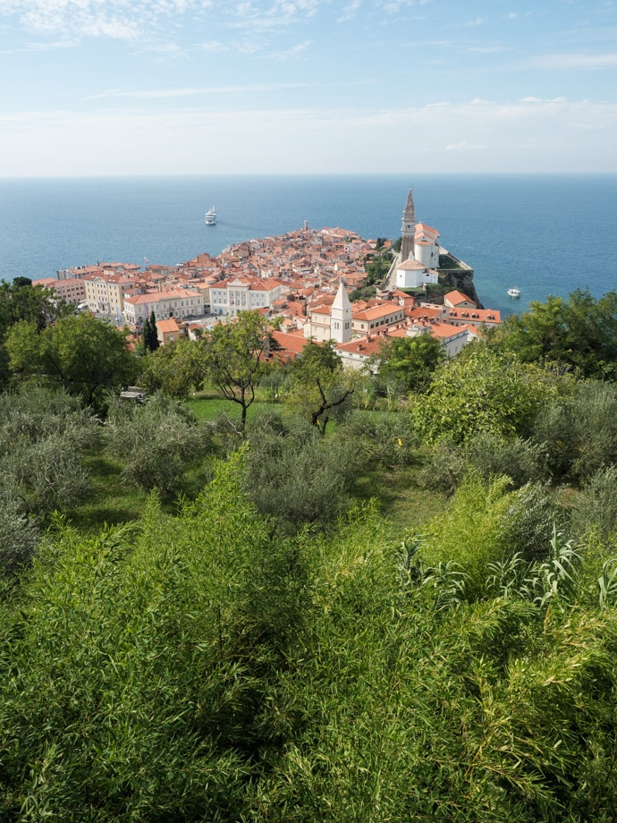 How To Get To Piran Slovenia