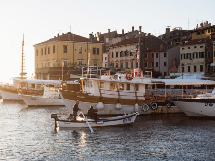 How To Get To Rovinj Croatia