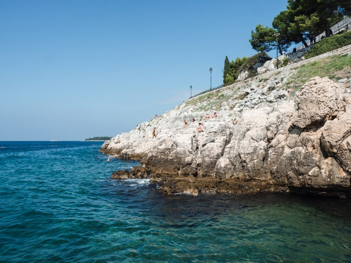 Monte Beach Rovinj Old Town