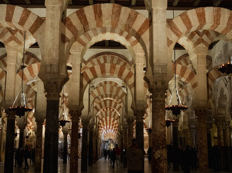 Mosque Cathedral Of Cordoba Spain