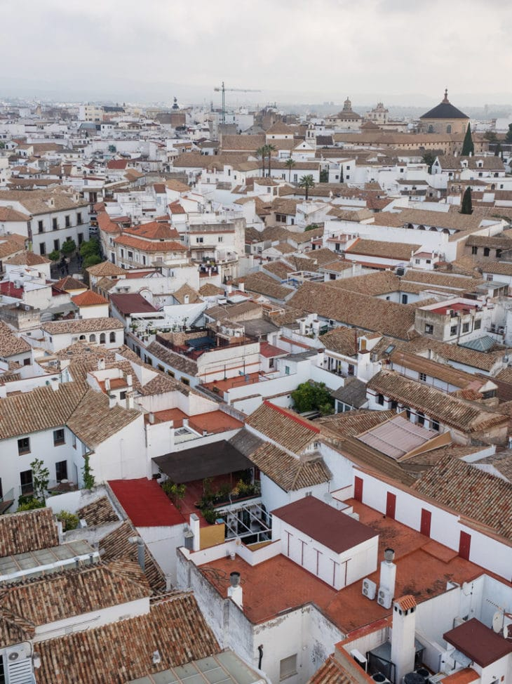 Where To Stay In Cordoba Spain