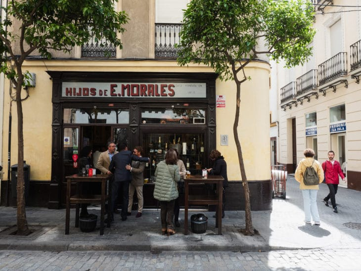 Where To Eat In Seville Spain