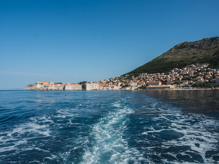 How To Get To Lokrum Island Dubrovnik