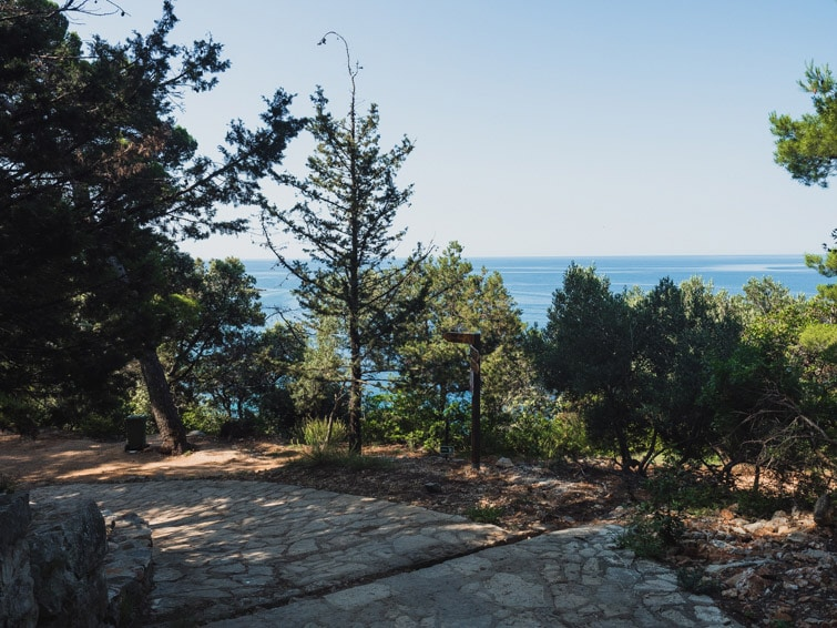 Lokrum Island Walks