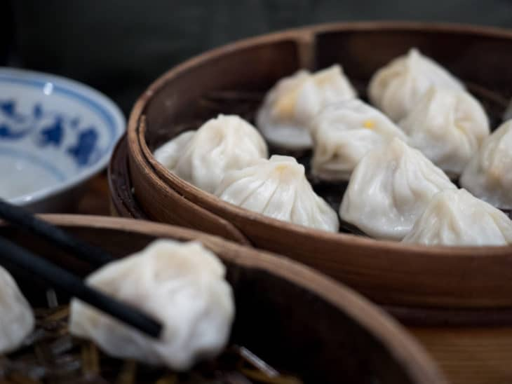 Best Xiao Long Bao In Shanghai China XLB