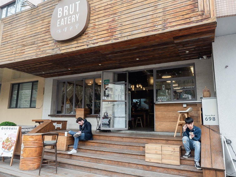 Brut Eatery Shanghai China