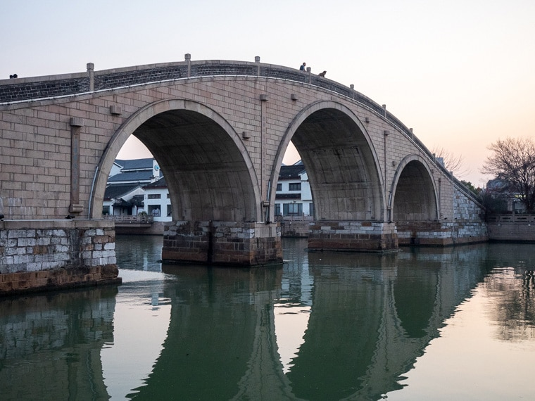 Best Chinese Bridge In Suzhou