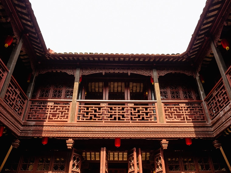 Jiayin Hall Tongli Ancient Town