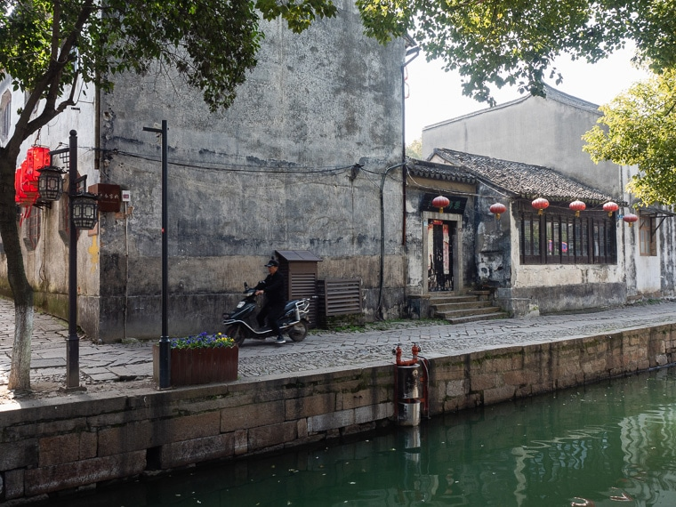 Morning In Tongli China