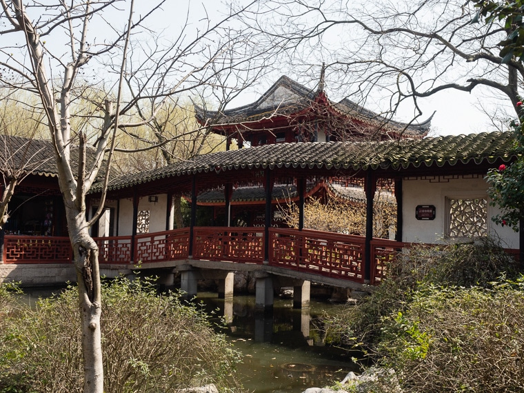 Pearl Tower Architecture Tongli