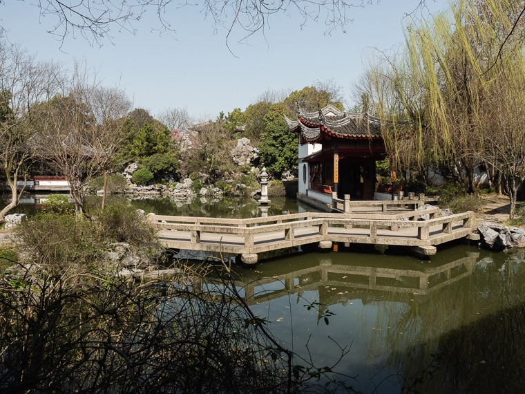 Pearl Tower Gardens Tongli