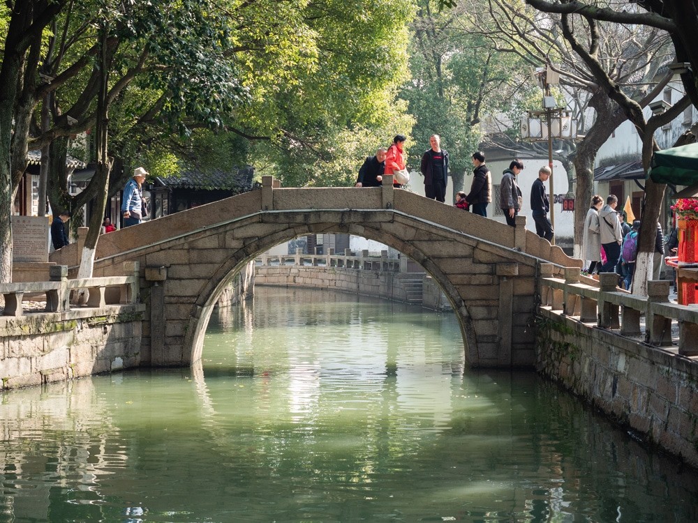 Things To Do In Tongli Water Town China