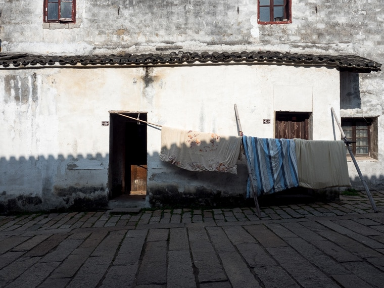 Tongli Ancient Town Houses